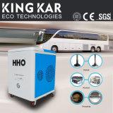 Líquido de limpeza Oxyhydrogen do carbono da broca elétrica do gerador
