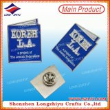 Bouton Badge Color Enamel Custom Shape Club Lapel Pin