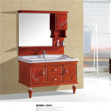 Qualité Floor Standing Bathroom Cabinet avec Side Cabinet