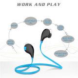 Écouteurs stéréo sans fil d'Earbuds d'écouteur de Bluetooth d'entraînement d'écouteur de Sweatproof Bluetooth de sport en plein air dans l'oreille