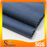 La tela 100% del satén del algodón aplicó con brocha (SRSC 080)