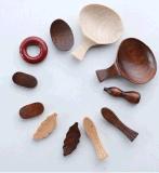 Support créateur de baguettes d'oreiller d'épicerie de Zakka de feuilles naturelles japonaises de poissons