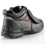 Zapatos de seguridad incombustibles con la certificación M-8215b del Ce