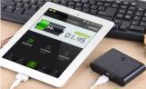 Carregador móvel duplo customizável do banco da potência do USB da capacidade elevada (PB-YD03A)