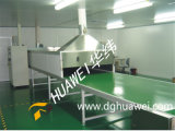 Sistema UV da pintura do plutônio com forno de secagem