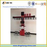 Dispositif d'alignement de roue de test de commutateur de pneu de châssis de véhicule