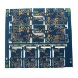 Fr4堅い多層PCBの青マスク