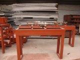 Verschobene Decke, akustische Mineralholzfaserplatte, dekorative Materialien