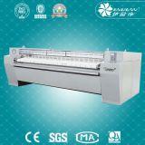 Precio plano de lino automático comercial de la plancha de las hojas de base