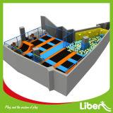Libenの高品質の建物によってカスタマイズされる子供の屋内娯楽トランポリン