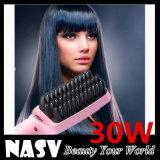 Moda Iron LCD Display Electric Hair Straightener Brush