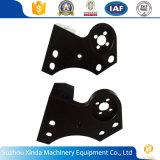工場提供CNC黒い陽極酸化されたアルミニウム機械化の部品