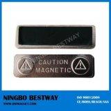 Supports magnétiques de l'insigne N40 nommé