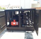 sopro engarrafado plástico do animal de estimação de 3MPa 30bar que Reciprocating o compressor de ar do pistão