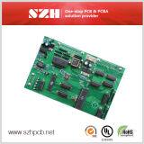 Hersteller ODM-Soem-gedruckte Schaltkarte PCBA mit Bauteilen