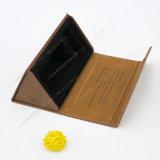 La boîte-cadeau chaude de cuir de vente avec l'estampage chaud utilisé pour s'introduisent et le but de cadeau
