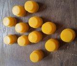 Almofada de borracha de amortecedor de material amarelo Nr para almofada anti-vibração