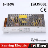 120W Single Output Switching Power Supply (SMPS)