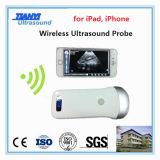 Punta de prueba sin hilos del ultrasonido para el uso móvil