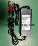 Заряжатель свинцовокислотной батареи штепсельной вилки 12V 5A Au