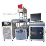 Mármore/Griotte/máquina de pedra da marcação do laser da fábrica de China