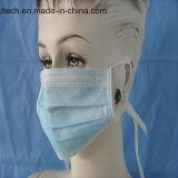 Maschera di protezione a gettare del Nonwoven 3ply del prodotto igienico sanitario, coperchio della bocca