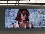 Écran d'intérieur élevé d'Afficheur LED de la définition P4 pour l'aéroport