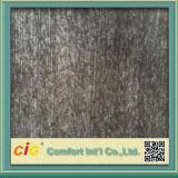 Tissu plat de Chenille de qualité pour la tapisserie d'ameublement de sofa