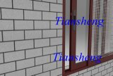 에너지 절약 이중 유리를 끼우는 알루미늄 Windows