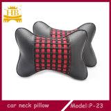 Prezzo poco costoso cuscino di seta del collo dell'automobile dell'osso del ghiaccio + dell'unità di elaborazione