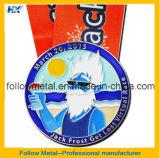 Медали металла спорта высокого качества изготовленный на заказ атлетические идущие отсутствие минимального заказа