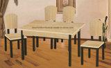 Tabla y silla de madera de cena de la alta calidad para el hogar
