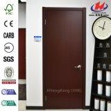 Sapelli HDF/MDF Furnier-Blatt geformte hölzerne Tür