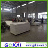 PVC branco Foam Board para Printing Engraving Cutting Sawing