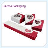 Caisse d'emballage promotionnelle de bijou de carton