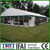 Tenda impermeabile 6X12 del baldacchino della festa nuziale bianca del PVC