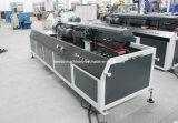 Machine de profil de PVC de planche d'étage de paquet de plafond avec la double boudineuse à vis