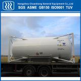Tanque de armazenamento criogênico tanque ISO