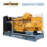 gerador importado do gás natural de 150kw Doosan (motor) com radiador original
