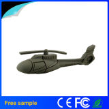Cadeau promotionnel 3D Custom Airplane Shape USB Flash Drive
