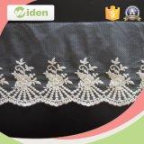 Красивейший Bridal шнурок Tulle Applique вышивки для платья венчания