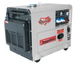 5kw Air Cooled Diesel Generator Silent Type