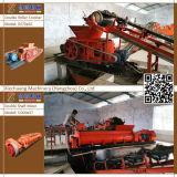 Erstklassige Jkb50 Bangladesh roter Ziegelstein-Maschine