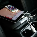 für iPhone 6 Car Charger 5V 2.1A Dual USB Car Charger mit LED China Supplier, Aukey Quick Charge