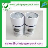 Caja de embalaje de vino Caja de regalo Caja de tubo de papel