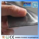 Feuille magnétique en caoutchouc flexible auto-adhésif