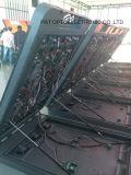 Indicador de diodo emissor de luz ao ar livre de HD P5 para a rua Pólos (que anunciam o indicador)