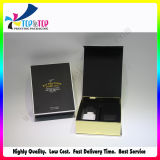 Роскошная коробка подарка свечки картона бумаги слоения мягкого касания