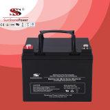 Gel gedichtete Leitungskabel-Säure-Batterie Mlg12-33 (12V 33ah)) UPS-Batterie