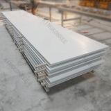 Oppervlakte van Staron hallo-Macs van Coiran de Marmeren Witte 12mm Acryl Stevige